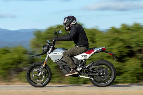 2022 Zero FXE First Ride and Review