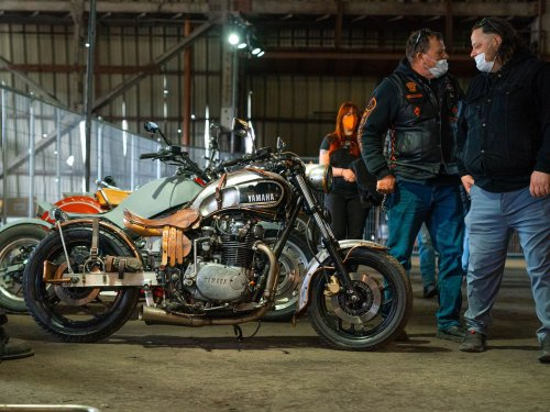 2021 The One Moto Show Gallery