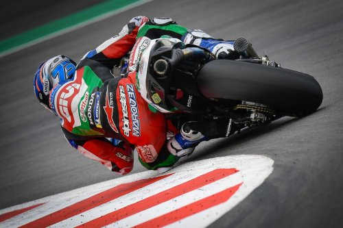 Why Body Position Matters at the Track