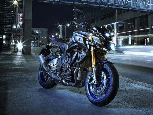 Yamaha Updates MT-10 for 2022
