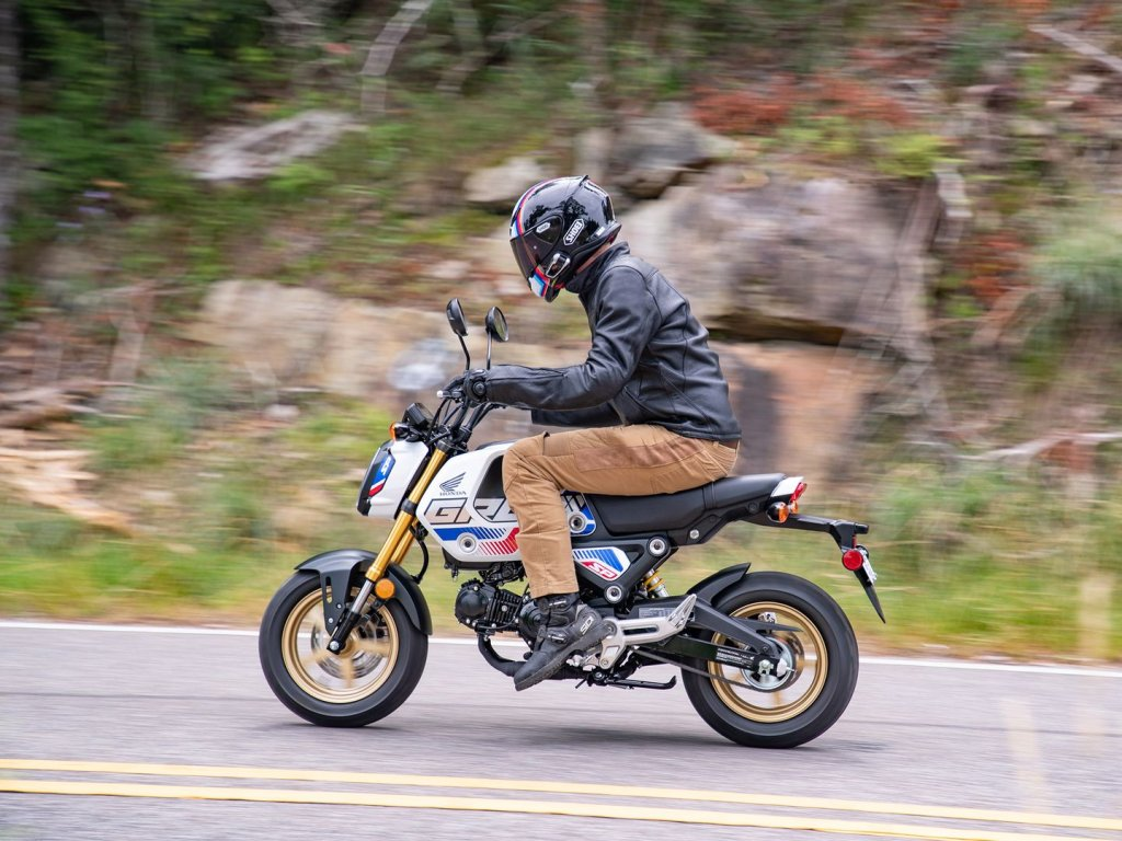 Motorcycle Reviews - cover