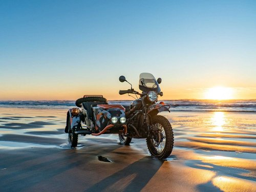 The 2021 Ural Gear Up GEO Is the Best Kind of Crazy