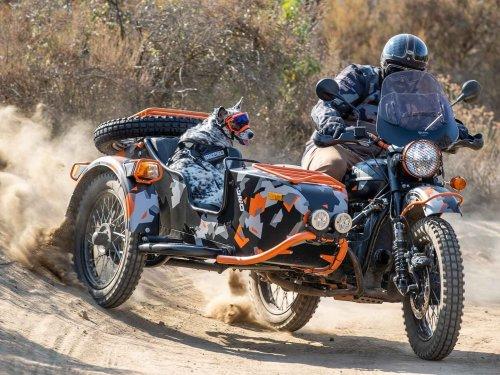 2021 Ural Gear Up Geo First Ride