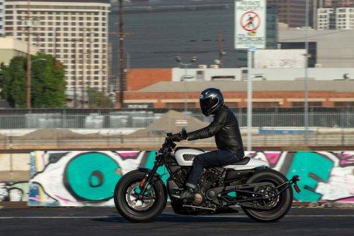The 2021 Harley-Davidson Sportster S Is a Symbol of Change
