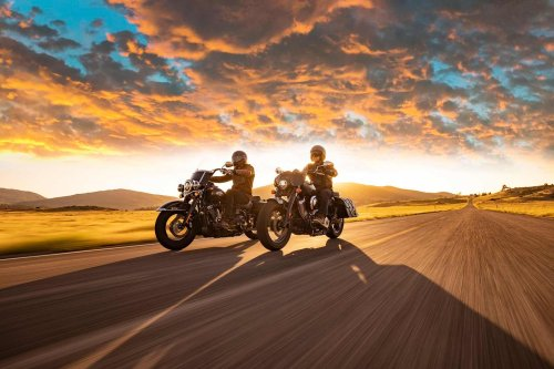 2021 Harley-Davidson Heritage Classic 114 vs. 2022 Indian Super Chief Limited