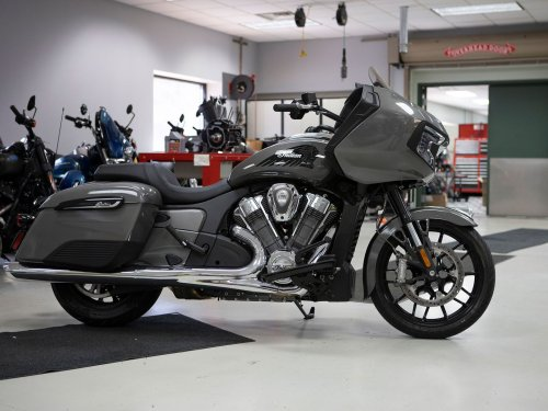 Indian Motorcycle Teams With S&S For King Of The Baggers
