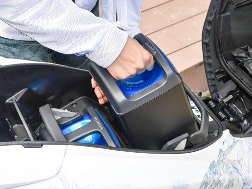 Honda, KTM, Piaggio, and Yamaha Form Electric Battery Consortium