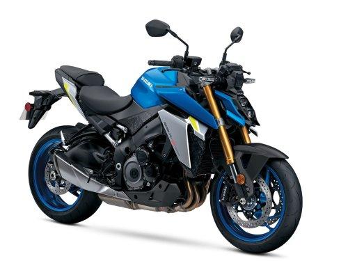 2022 Suzuki GSX-S1000 First Look