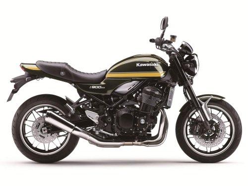 2021 Kawasaki Z900RS/Café