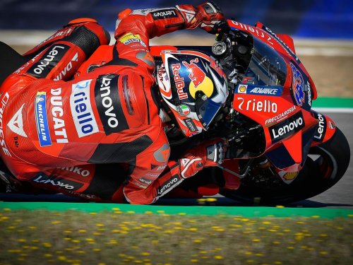 Miller Takes Jerez