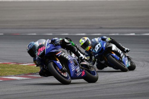 Ienatsch Tuesday: Track Entry and Exit, and Advice for Fast Riders