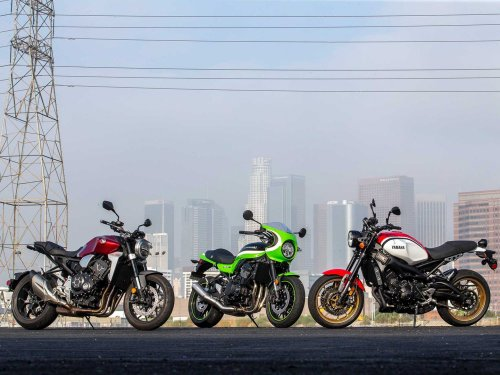 Return of the Universal Japanese Motorcycle