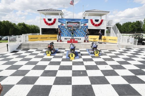 MotoAmerica Races At Road America Without Fans