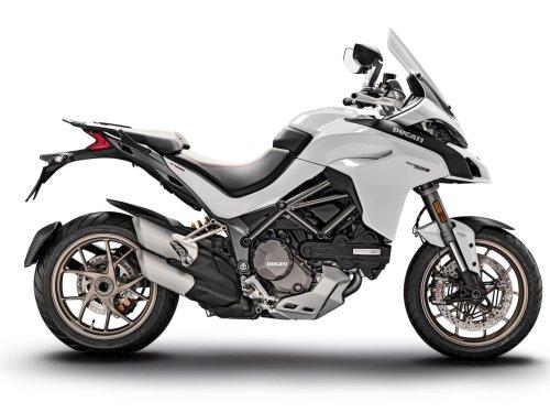 2019 Ducati Multistrada 1260 S/Touring/Pikes Peak