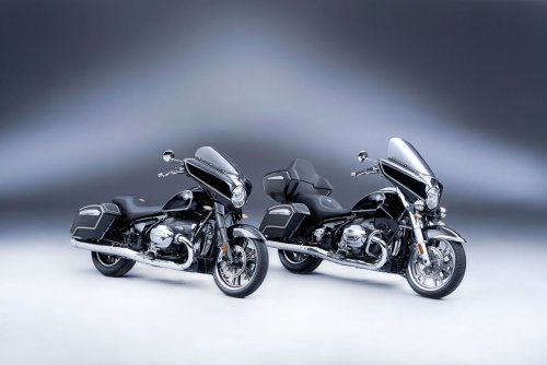 2022 BMW R 18 B and R 18 Transcontinental First Look