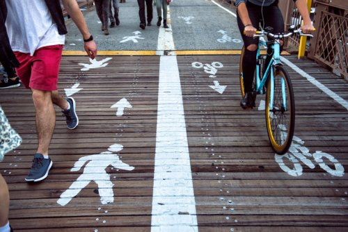 What can be done about overcrowded multi-use paths?