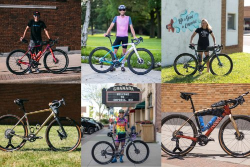 What bikes are the pros racing at Unbound Gravel? - Canadian Cycling Magazine