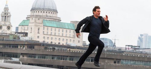 Mission: Impossible 7 First Look Features Tom Cruise Doing What He Does Best