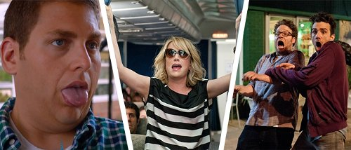 The Top 15 Funniest Movies of the Decade