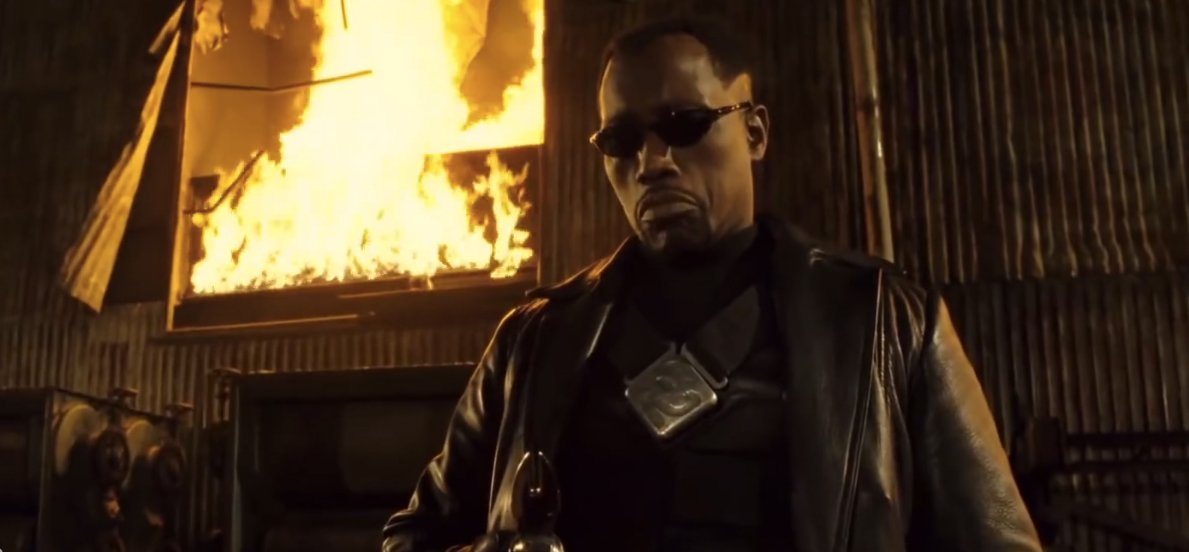 Wesley Snipes Implores Angry Blade Fans to Chill