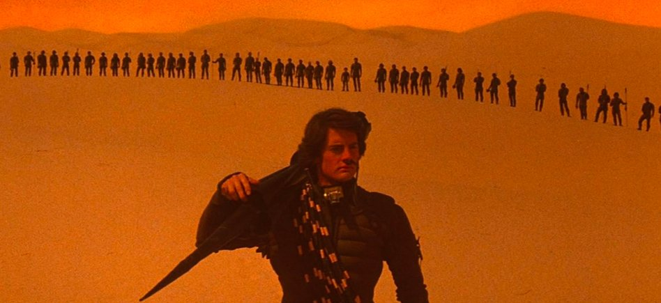 Dune Sequel Plan Confirmed By Legendary Pictures