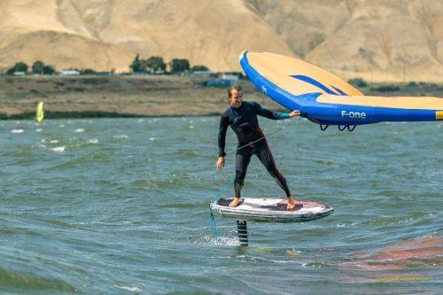 Chris Bertish Plans to Hydrofoil Across the Pacific Ocean…Alone