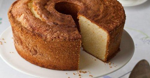 Perfect Pound Cake   Recipes