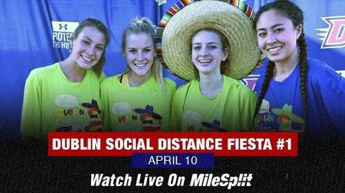 Get Pumped For Dublin Social Distance Fiesta Meet #1