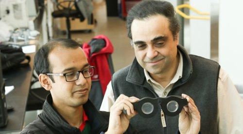 Adaptive Glasses | UNews