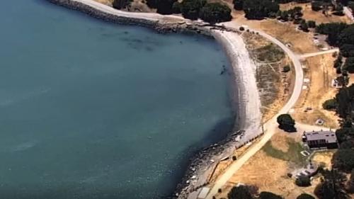 'Land is underwater': Odd San Francisco real estate lot on market for $75K