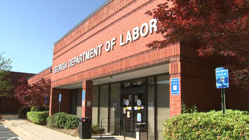 Georgia to discontinue extra $300 federal unemployment benefits next month