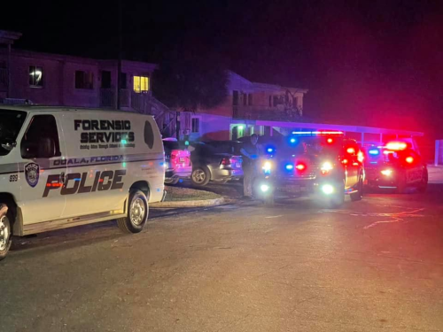 Boy, 16, dies after being shot multiple times at apartments in Ocala, police say