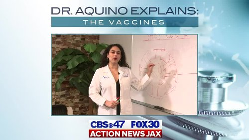 Dr. Aquino explains: The difference between the Pfizer and Moderna COVID-19 vaccines