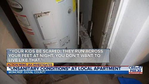 'It is unacceptable:' Sen. Rubio demands action be taken over conditions at Jacksonville apartment complex
