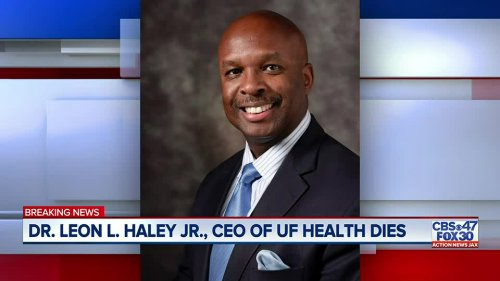 CEO of UF Health, an advocate for fighting against COVID-19, dies according to hospital
