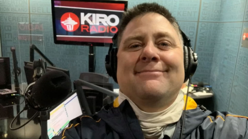 'My body just ate itself': KIRO Radio's Chris Sullivan reveals serious battle with COVID-19