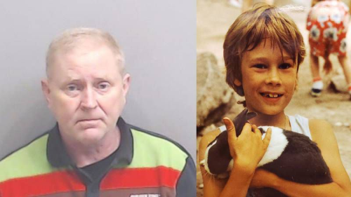Convicted child molester arrested in 1988 cold case murder of 8-year-old Roswell boy