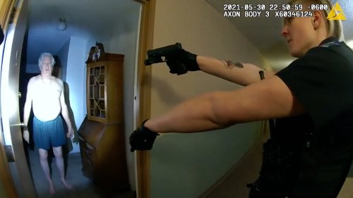 Unarmed 75-year-old Tasered without warning by Colorado officer: 'What did I do?'