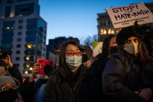 NYPD Hate Crime Data Fails to Capture Harassment Against Asians 65 or Over