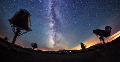 How Radio Astronomy Reveals the Universe | Quanta Magazine