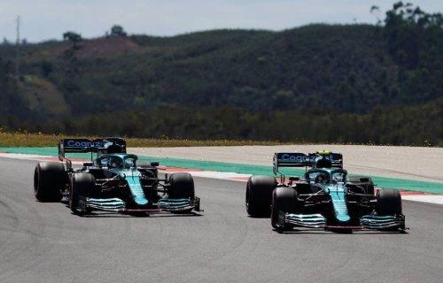 Vettel needs to avoid 'rancour' at Aston Martin