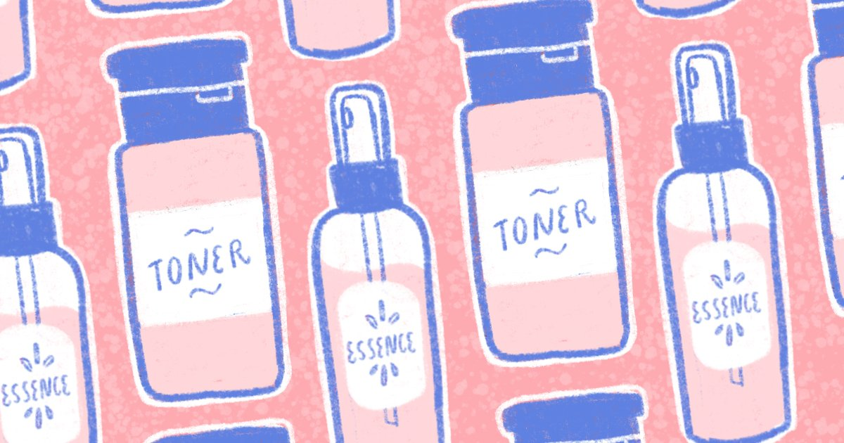 We Ask a Derm: What's the Difference Between Essence vs. Toner?