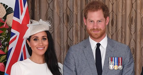 We Had No Idea Meghan & Harry's Daughter Is the *Second* Royal to Be Born in America