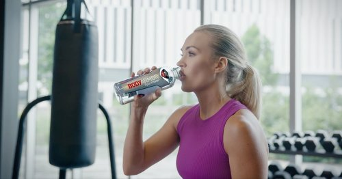 Carrie Underwood Dishes on Her Best Fitness Advice
