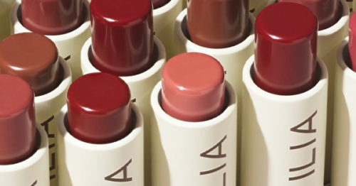 ILIA Beauty Launched A New Lip Tint for Their 10-Year Anniversary and It's Buttery Soft