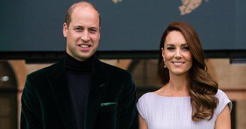 Prince William & Kate Middleton Break Royal Protocol During Surprise Trip