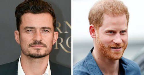 Apparently, Orlando Bloom Helps Prince Harry Dodge Paparazzi—Here's How