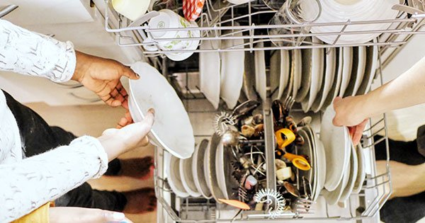 How to Clean a Dishwasher in 3 Easy Ways