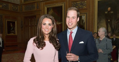 A Classmate of Prince William & Kate Middleton Says the Couple Had a 'Natural' Connection