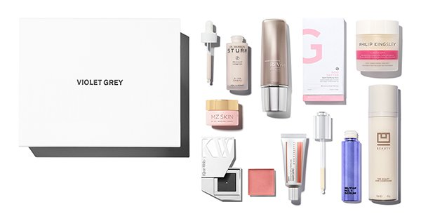 Drop Everything: Violet Grey's New Beauty Box Is Here & It Features Over $800 Worth Of Products